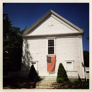 Robinhood Free Meetinghouse Vintage July 4 Image
