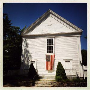 Robinhood Free Meetinghouse Vintage July 4 Image