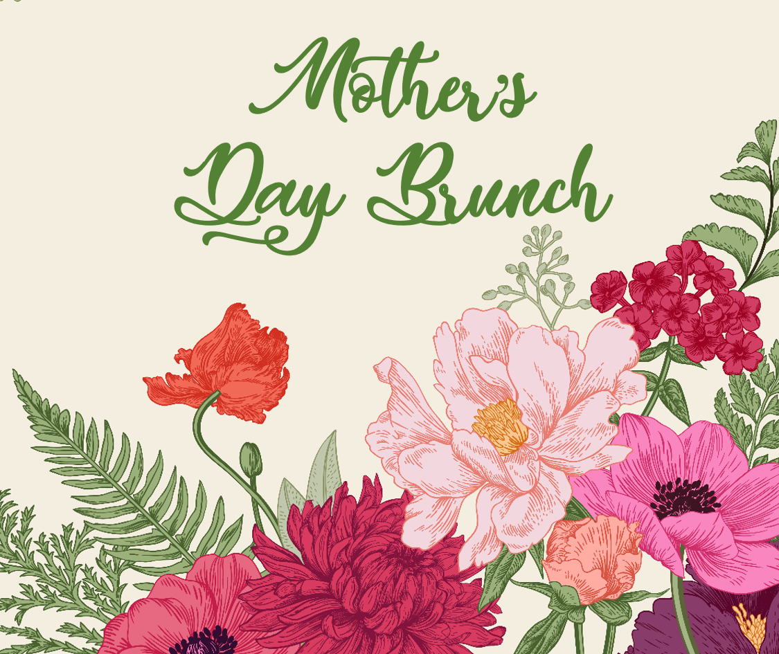 mother day brunch promo image
