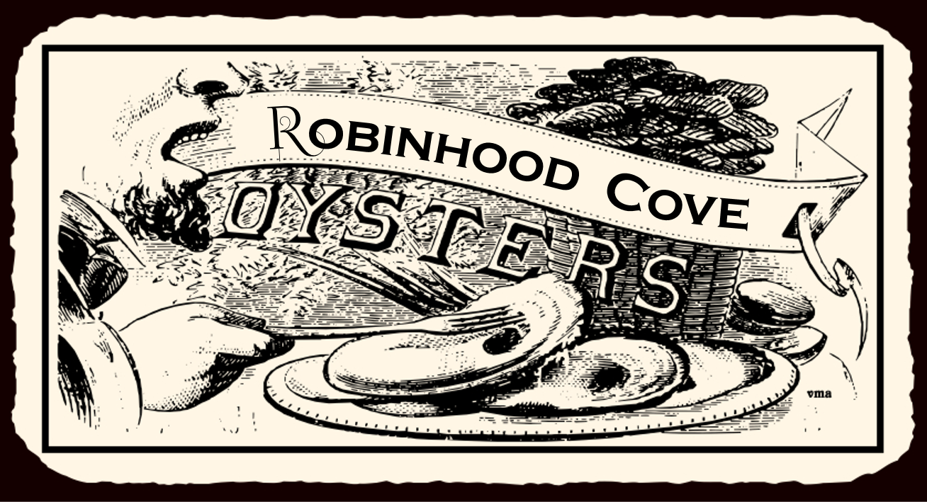 Robinhood Cove Oysters