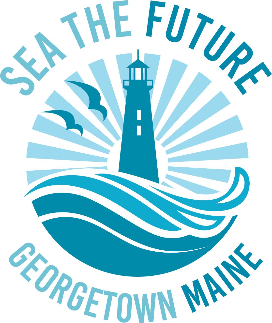 Sea the future logo