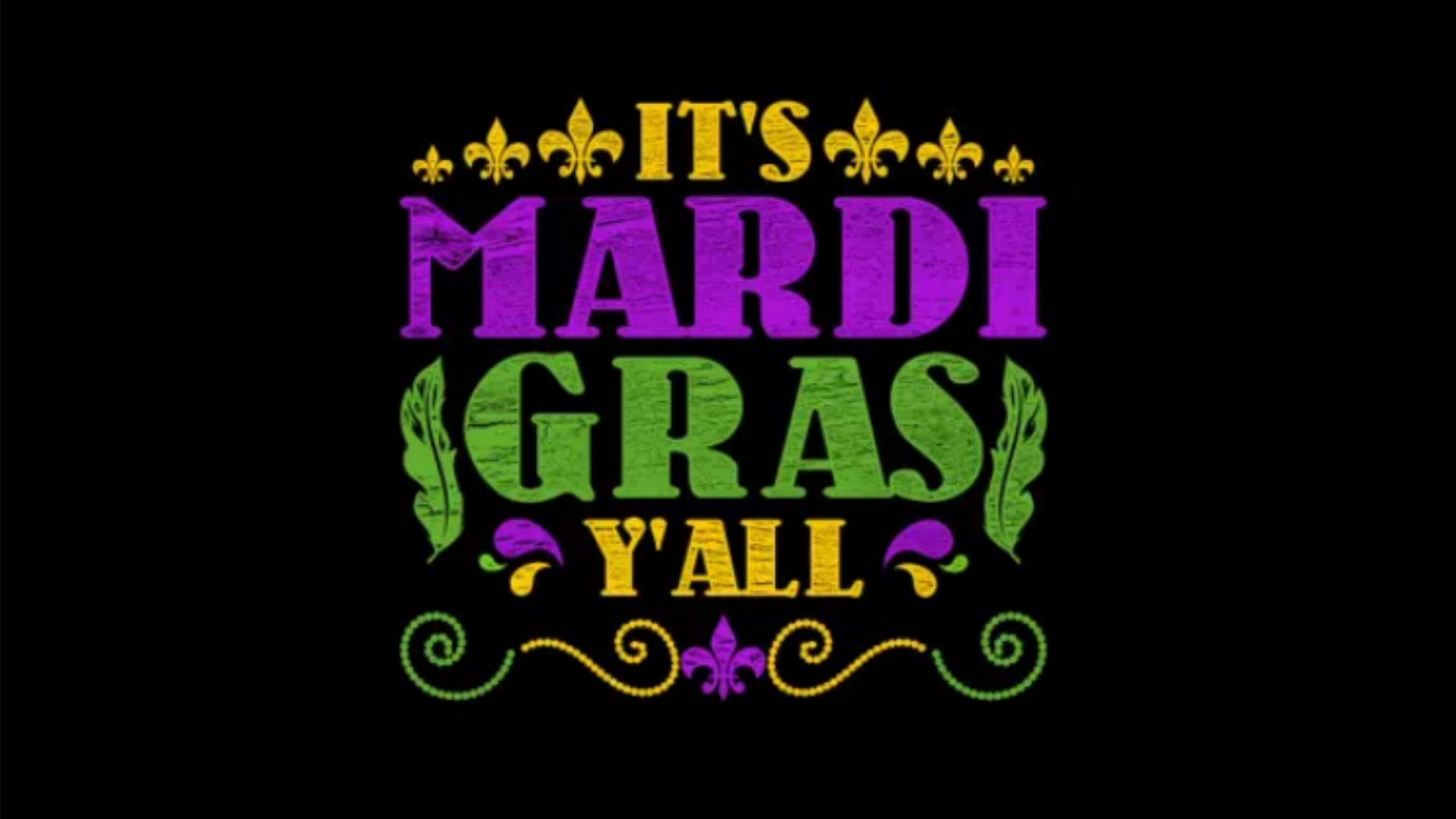 Mardi Gras Promo