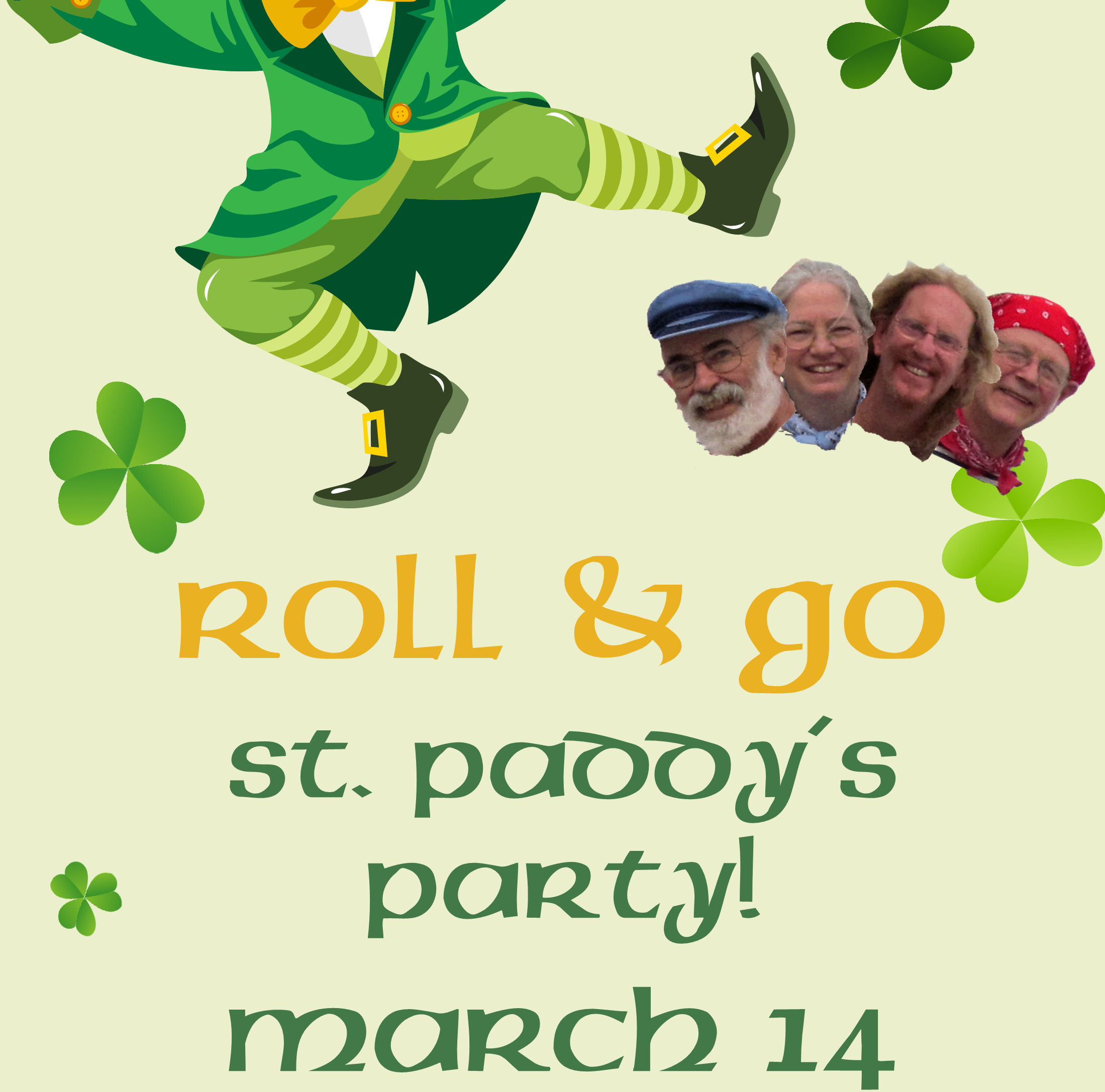 St paddys day image